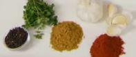 kryddor kyckling i påse