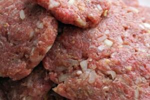 steka köttfärs