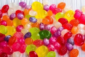 sockerfritt godis